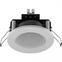 Monacor SPE 82/WS Flush Ceiling Speaker 12W.max 4Ohm (White)