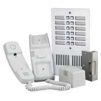 Bell Systems 12 Way Telephone Door Entry Unit