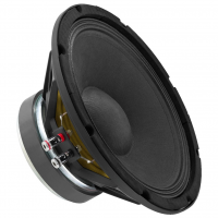 Monacor SPA 110PA Bass Midrange Speaker. 10 inch 300W.max. 8Ohm