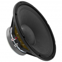 Monacor SPA 112PA Bass Midrange Speaker. 12 inch 400W.max. 8Ohm