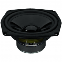 Monacor SPM 165/8 Bass Midrange 6 inch Speaker 150W.max 8Ohm