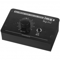 IMG StageLine ILA 100XLR Passive Stereo Level Control (XLR version)
