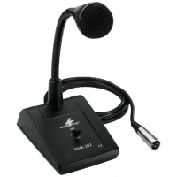 Monacor PDM 302 Dynamic Desk Microphone