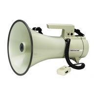 Monacor TM 35 Megaphone 35W with Microphone