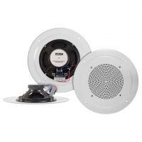Eagle 2 Way Moisture Resistant Dual Cone Ceiling Speaker 30W