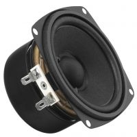 Monacor SP 8/4SQS Mini Loudspeaker 4Ohm 20W.max 88.5mm