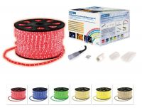 Static LED Rope Light 45m Red