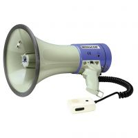 Monacor TM 27 Megaphone 25W with Microphone