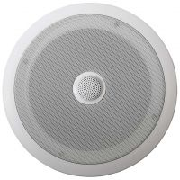 eAudio 90W Ceiling Speaker with Directable Tweeter