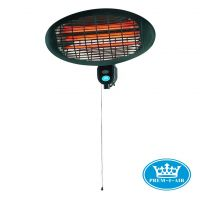 Prem I Air. 2kw Wall Mount Patio Heater
