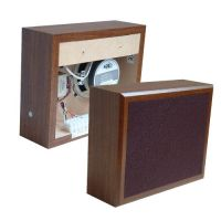 ADS Kestrel 4 Plus 100V MDF Installation Speaker. Teak