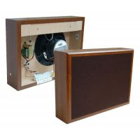 ADS Kestrel 8 Plus 100V MDF Installation Speaker. Teak