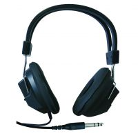 Economy Stereo Headphones with 6.35mm Jack