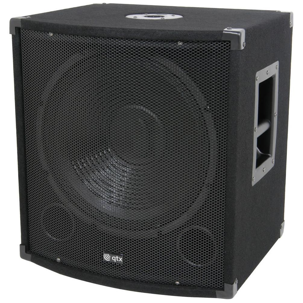 QTX QT10S Bass Speaker 10 inch 10W
