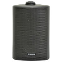 Adastra BP6VB 100v 6.5 inch Background Speaker Black