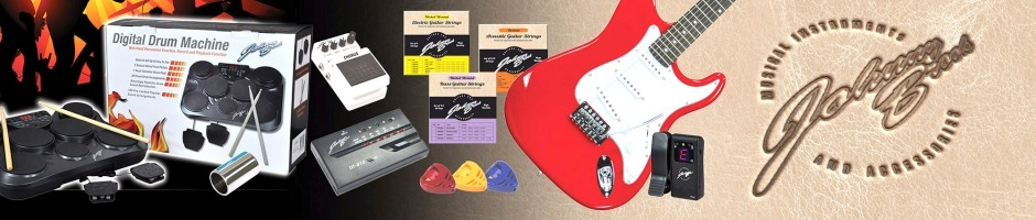 Johnny Brook » Electric Guitar Kit