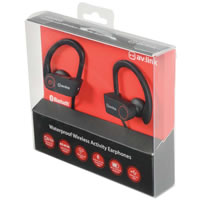 AV:Link SBH03 Bluetooth IPX7 In Ear Headphones
