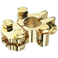 CarPower CPC 32G Gold plated Battery Clamp (Neg)