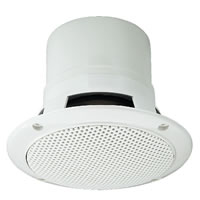 Monacor EDL 204 Waterproof Ceiling Speaker 100V Line (132mm)