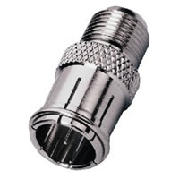 Monacor FCH 17 F Plug Screw Slide Connector