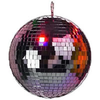 IMG StageLine MB 200 Mirror Ball. 200mm