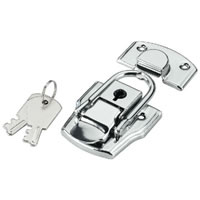 Monacor MZF 6042 Drawbolt Catch (Lockable)