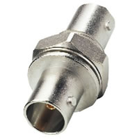 Neutrik NBB 75FG BNC Through Connector 75 Ohm