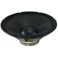 Monacor SP 382PA PA Bass Speaker 15 inch 300W.max