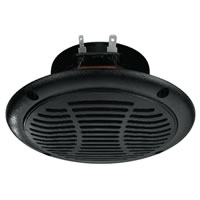 Monacor SPE 110P/SW Marine Ceiling Speaker 30W.max (Black)