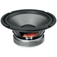 Number One SPH 250TC HiFi Woofer 10 inch 2x 150W.max