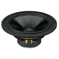 Monacor SPH 220HQ HiFi Bass Speaker. 8 inch 180W.max. 8Ohm