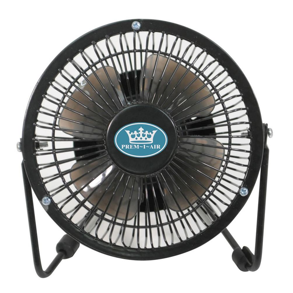 Small Air Fans : Prem i air mini usb desk fan