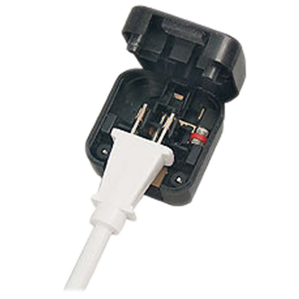 Usa Japan Chinese To Uk Earthed Converter Plug 10a