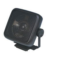 Communication Speaker with Swivel Bracket