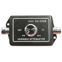 Variable Signal Attenuator with Line Socket Input and Output