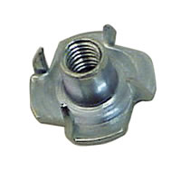 Nickel High Quality M6 Tee Nut