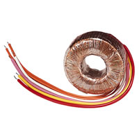 225VA Toroidal Transformer with 0 35 0 35 Vac Outputs