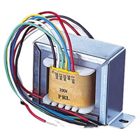 100V Line Transformer with 2.5/5/10W Tappings