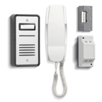 Bell Systems 1 Way Telephone Door Entry Unit